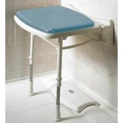 Asiento Abatible Ducha Maxi (AD528MAXI) - Ortopedia Movernos