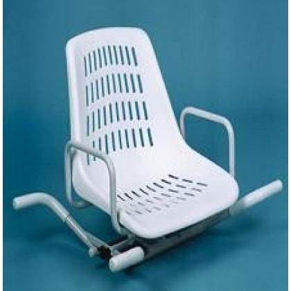 Asiento Bañera Giratorio de Aluminio (AD536alu) - Ortopedia Movernos