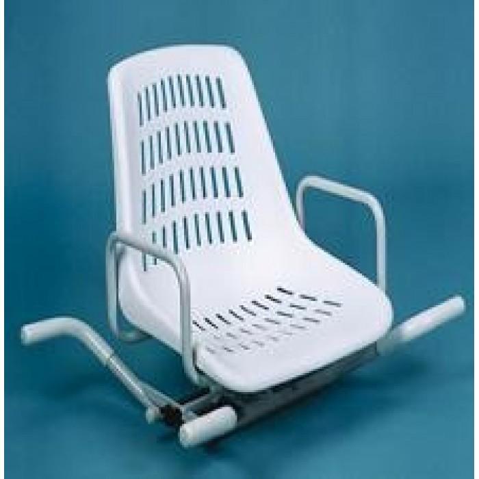 Asiento Bañera Giratorio de Aluminio (AD536alu) - Ortopedia Movernos 00a132ca9657
