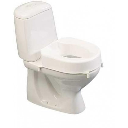 Elevador de wc hi loo ortopedia movernos for Elevador taza wc