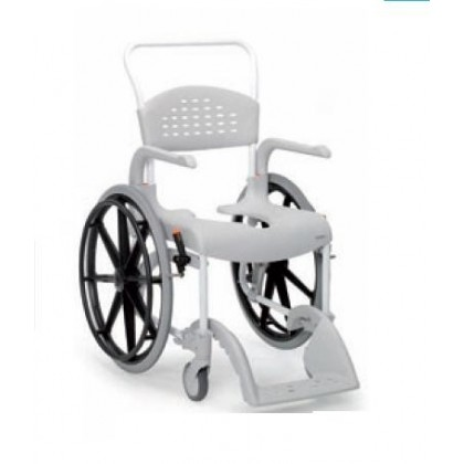 Silla de Ducha Autopropulsable Clean 600 (AD829) - Ortopedia Movernos