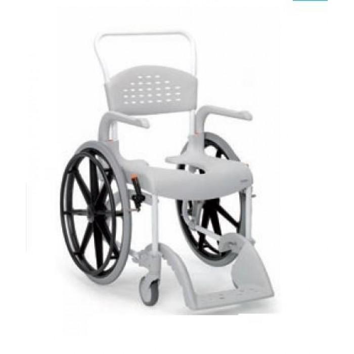Silla de ducha autopropulsable clean 600 ortopedia movernos for Silla ducha ortopedia
