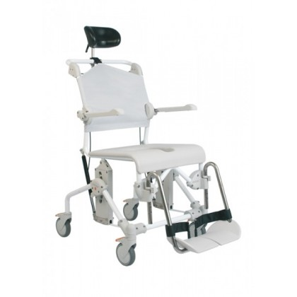 Silla de ducha basculante  Mobile Tilt (AD821) - Ortopedia Movernos