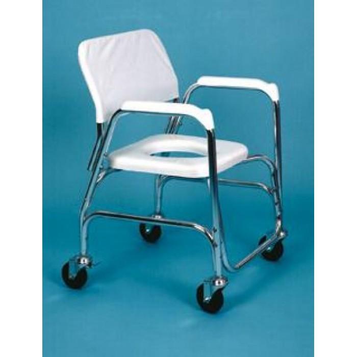 silla de ruedas para bano segunda mano