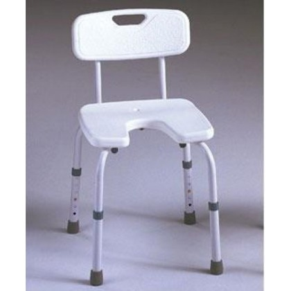 Silla Regulable con Sistema de Higiene (AD537C) - Ortopedia Movernos