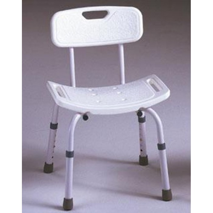 Silla de aluminio para ducha sb ortopedia movernos for Sillas para ducha