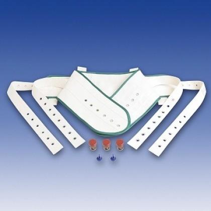 Cinturón Abdominal de Sujeción con Cierre Magnético (H3400) - Ortopedia Movernos