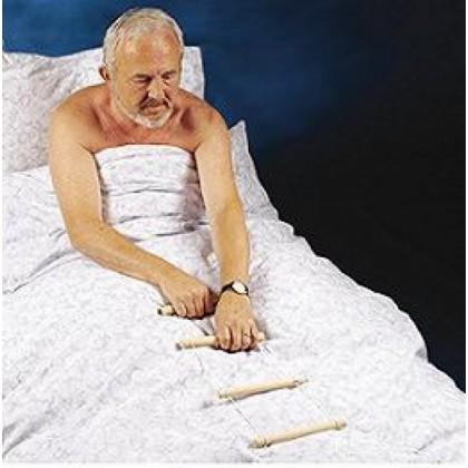 Escalerilla Incorporación de Cama (H3660) - Ortopedia Movernos