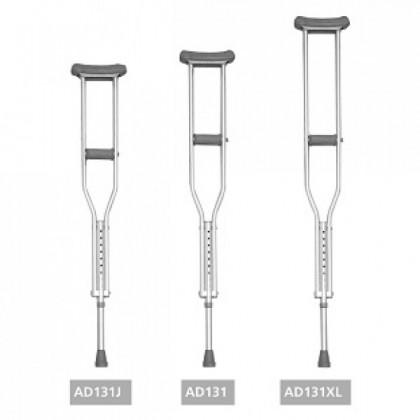 Muletas Axilares (Par) (AD131) - Ortopedia Movernos