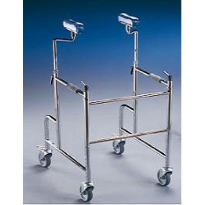Maxi Caminador Axilar Plegable (AD252) - Ortopedia Movernos