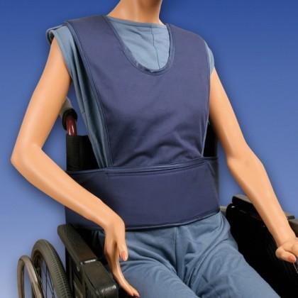 Cinturón Abdominal con Tirantes (H3502) - Ortopedia Movernos