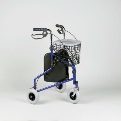 Caminador Extra Maniobrable Delta (AD240) - Ortopedia Movernos