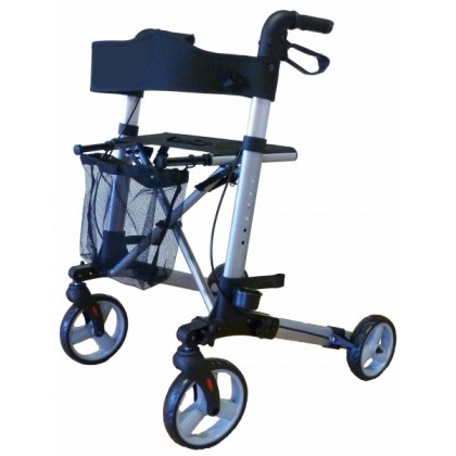 Rolator Plegable 4 Ruedas (AD239) - Ortopedia Movernos