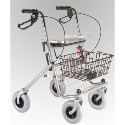 Caminador Polivalente Plegable Rolator (AD100) - Ortopedia Movernos