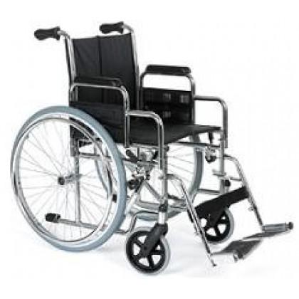 Silla Autopropulsable Plegable (PL31) - Ortopedia Movernos