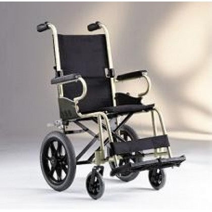 Silla Transit con Ruedas de 355 mm (PL33) - Ortopedia Movernos