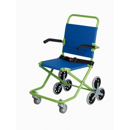 Silla de Transferencia Salva Escaleras Roll-Over (AD825) - Ortopedia Movernos
