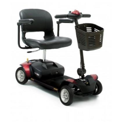 Scooter  GOGO  4 Ruedas (GOGO4) - Ortopedia Movernos