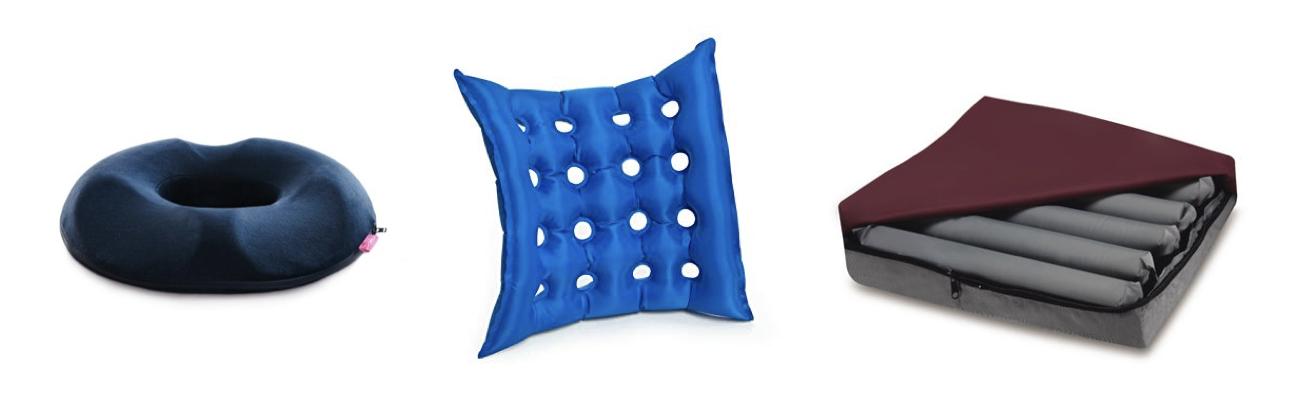 tipos de accesorios para la espalda