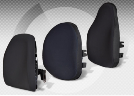 tamaño de los resplados para silla