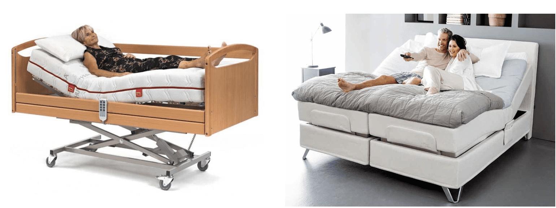 dos camas electricas