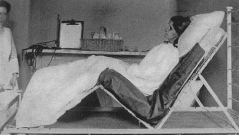 la primera cama electrica