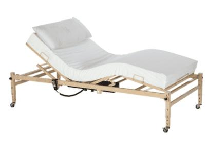 cama articulada sencilla