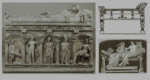 imagenes de sarcofagos antiguos