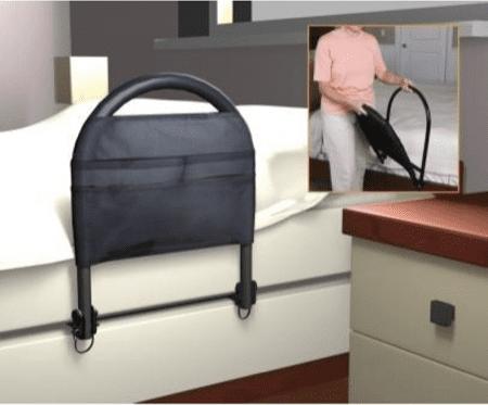 modelo mini de barandilla para cama
