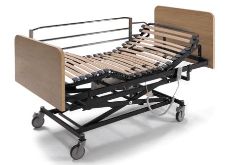 tipo de movimiento de una cama eléctrica