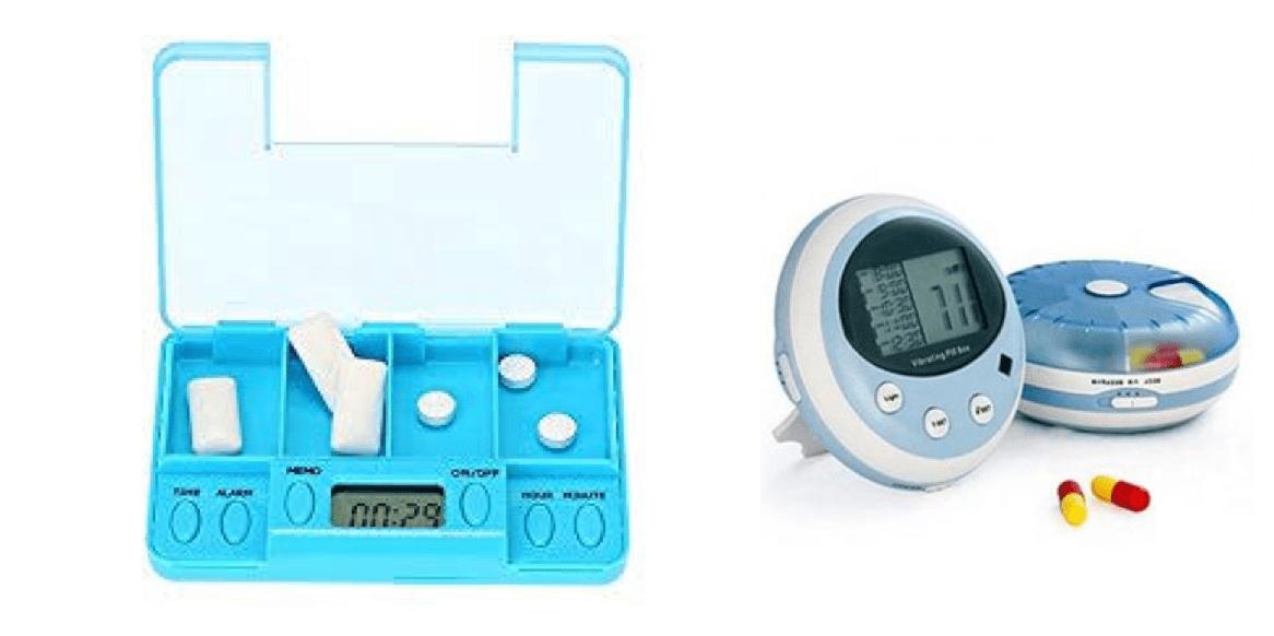 imagen de un pastillero electronico