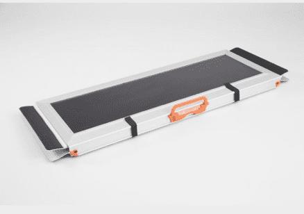 rampa de alumino plegable