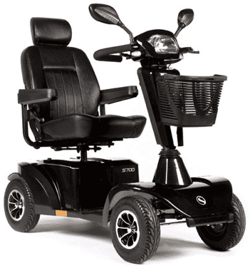 scooter para personas mayores de 4 ruedas