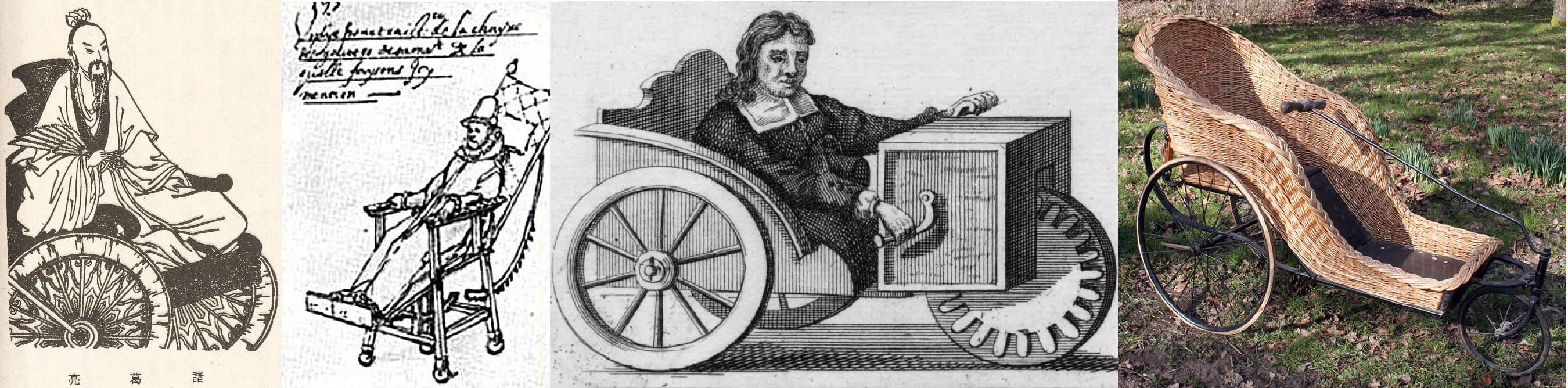 imagen de la historia de la silla de ruedas