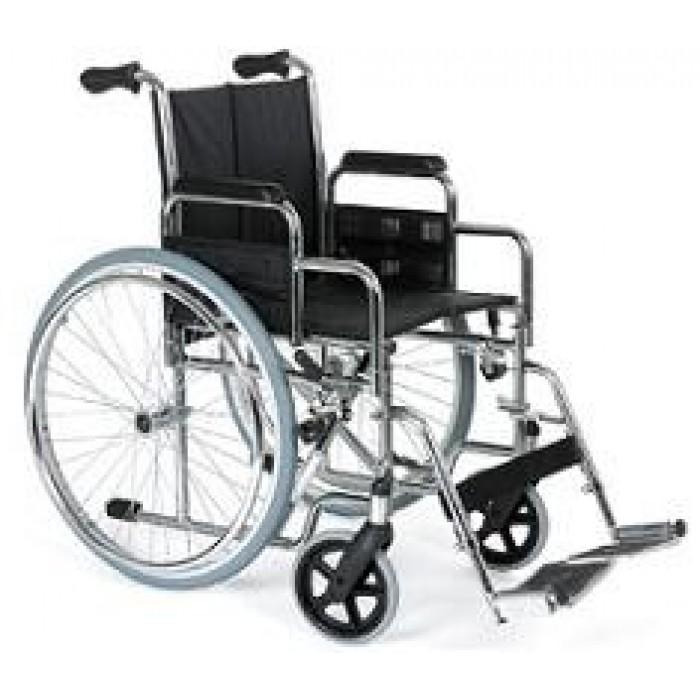 imagen de silla de ruedas manual autopropulsada