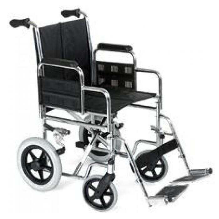 imagen silla de ruedas manual no autopropulsada