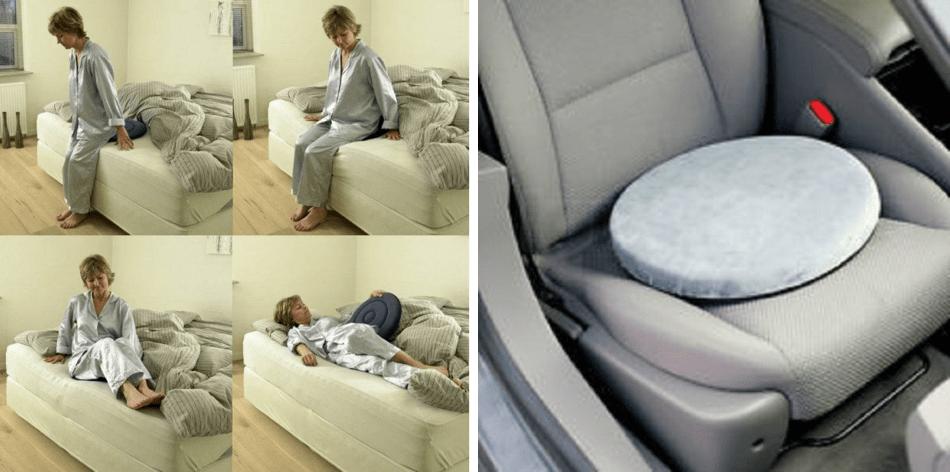 discos giratorio para asientos