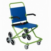 silla de ruedas para transferencias